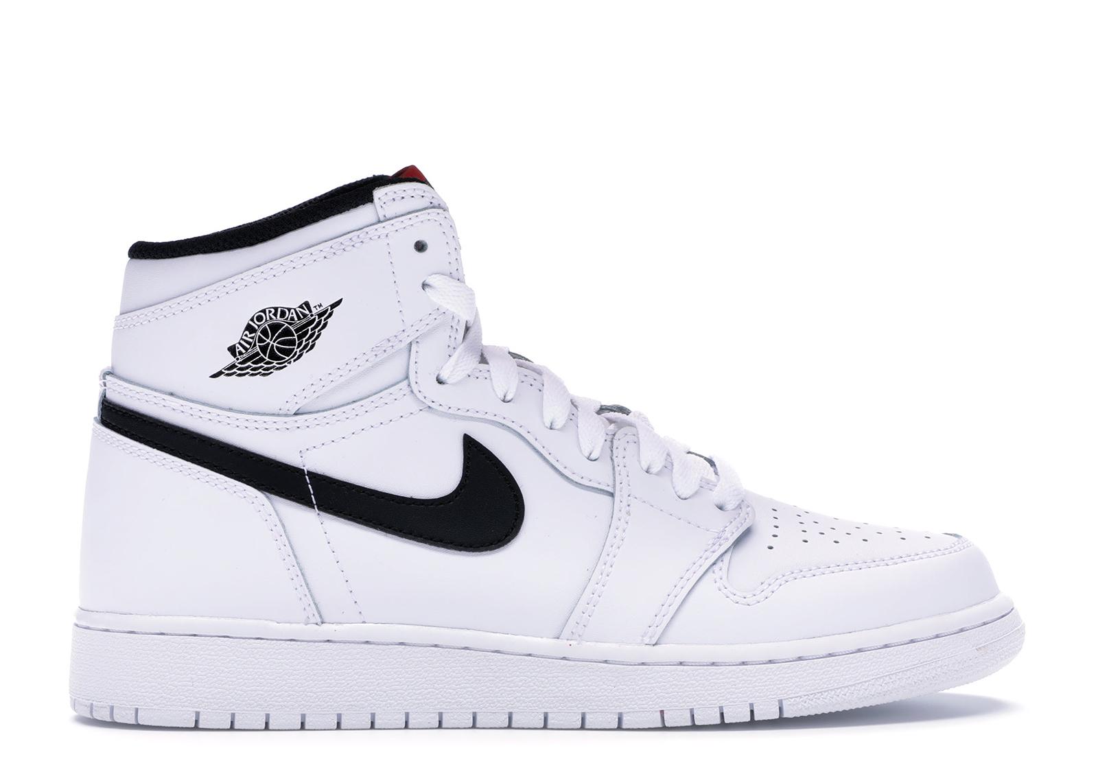 Jordan 1 Retro High Yin Yang White (GS