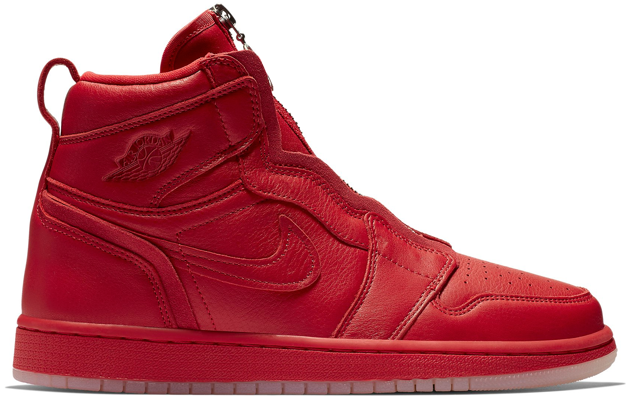 Jordan 1 Retro High Zip AWOK Vogue University Red (W)