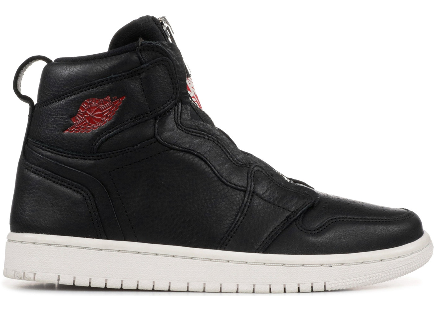 online store 505fa e67a5 Sell. or Ask. Size  5.5W. View All Bids. Jordan 1 Retro High Zip Black Gym  Red Phantom ...