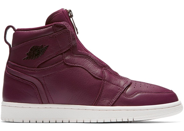 6a2557d26b7064 Jordan 1 Retro High Zip Bordeaux (W) - AT0575-600