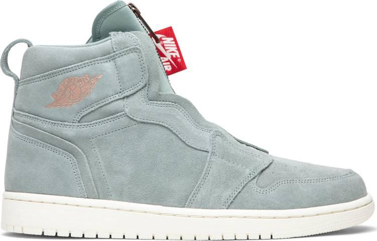 Jordan 1 Retro High Zip Mica Green (W