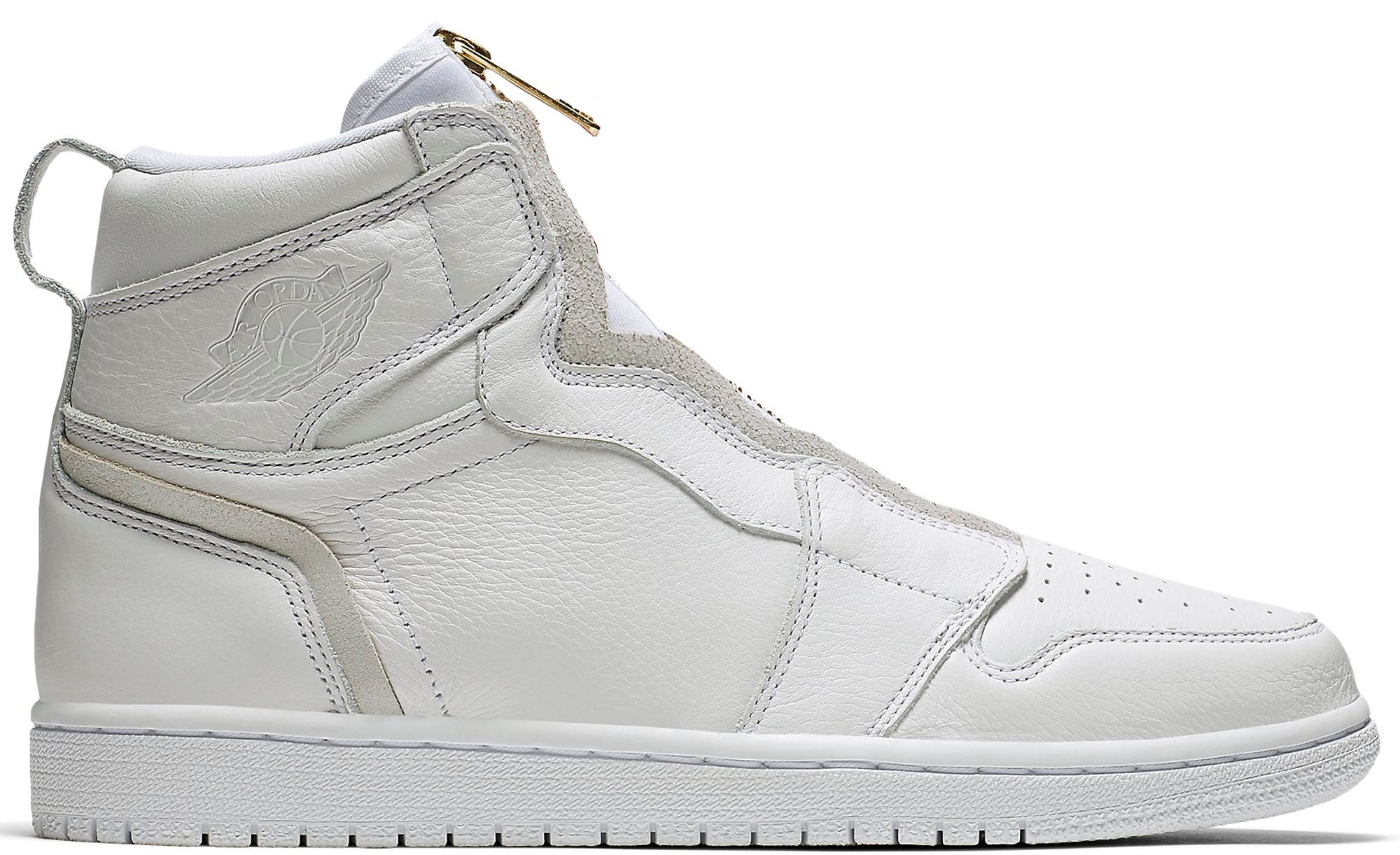 Jordan 1 Retro High Zip White (W)