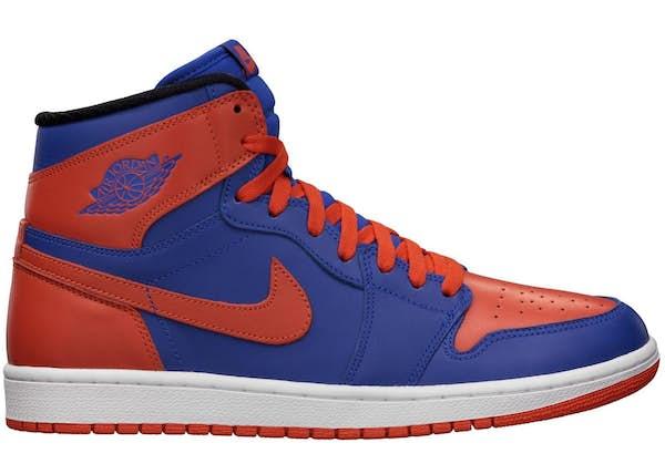 Jordan 1 Retro Knicks - 555088-407 b6b8a9aba