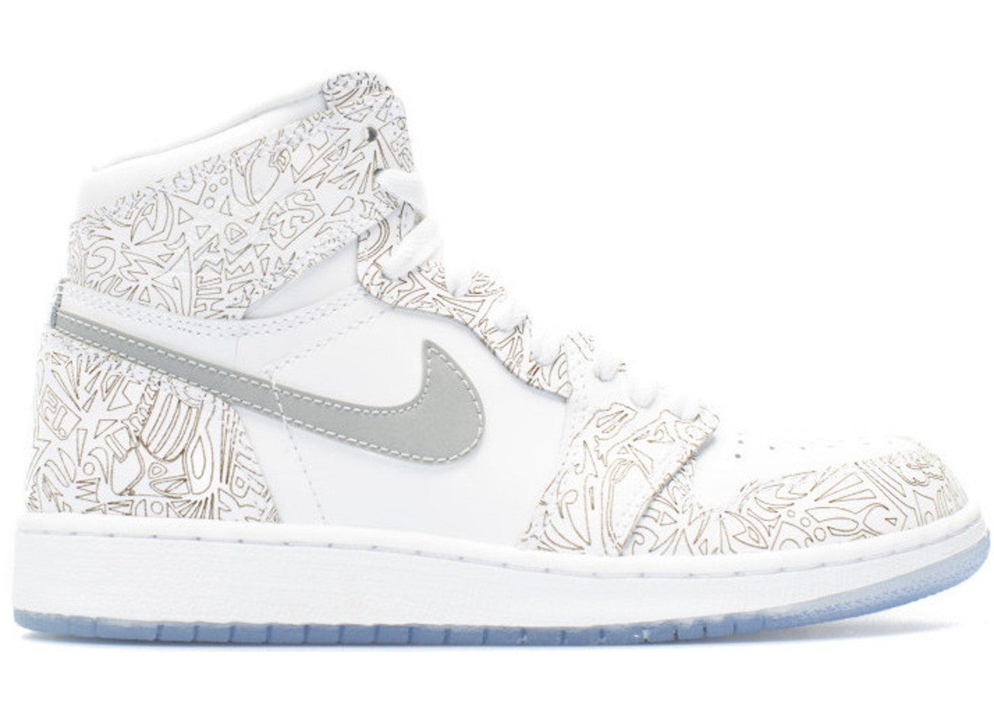 5bd1fc301420 Sell. or Ask. Size  5Y. View All Bids. Jordan 1 Retro Laser ...