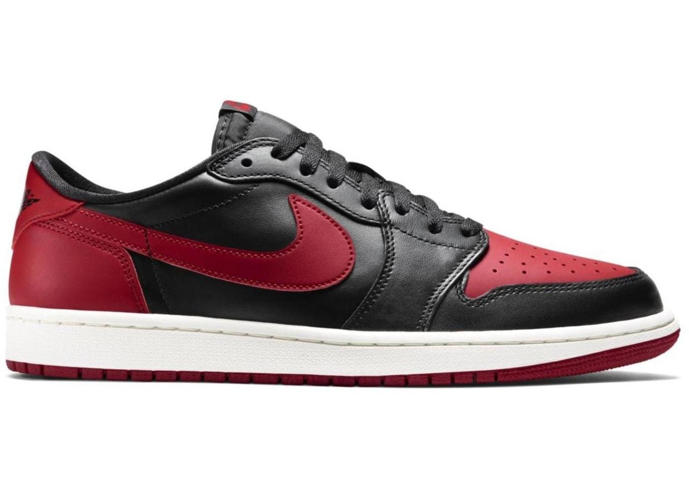 bcce8910ac6df9 Jordan 1 Retro Low Bred (2015) - 705329-001