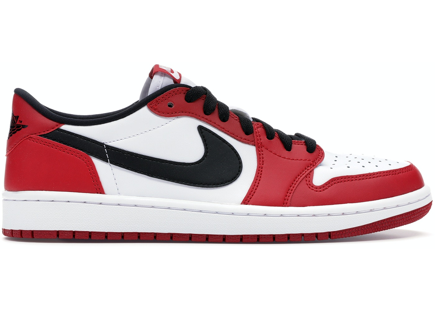 new concept d9597 f2856 Jordan 1 Retro Low Chicago (2016) - 705329-600