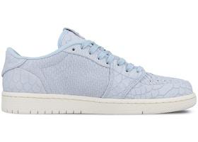 """73ef9c58838d ... Nike Air Jordan 1 Retro Low NS """"Ice Blue"""" Release 07.06.2017  Air  Jordan Size 7 Shoes - Lowest Ask ..."""