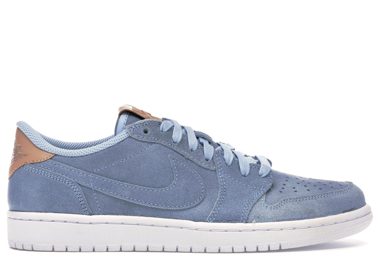 Jordan 1 Retro Low OG Ice Blue - 905136-402