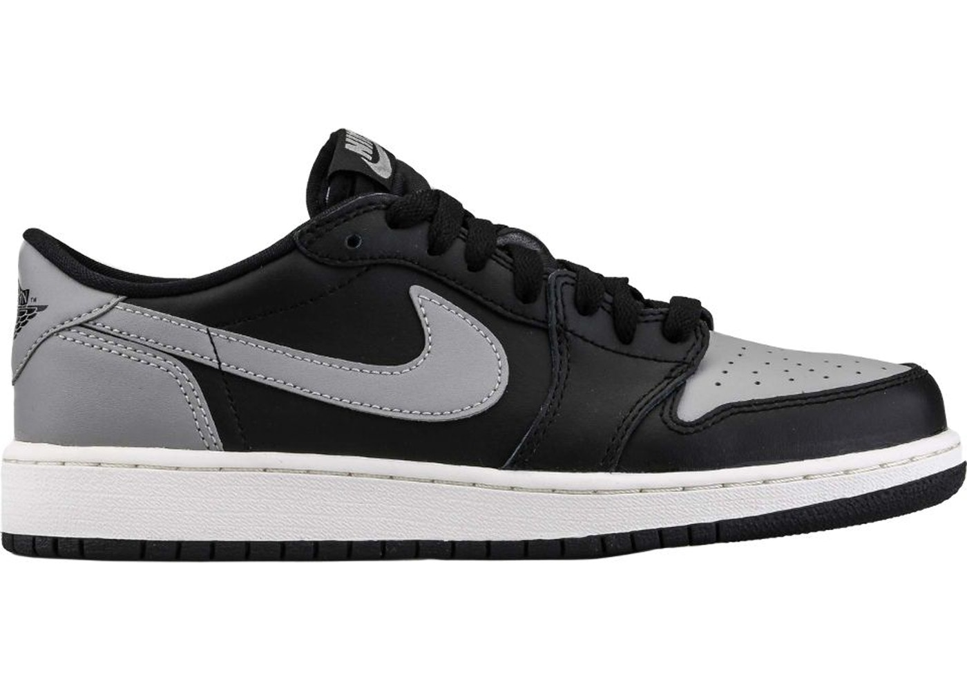 fcc94c2f72e0 Jordan 1 Retro Low Shadow (GS) - 709999-003