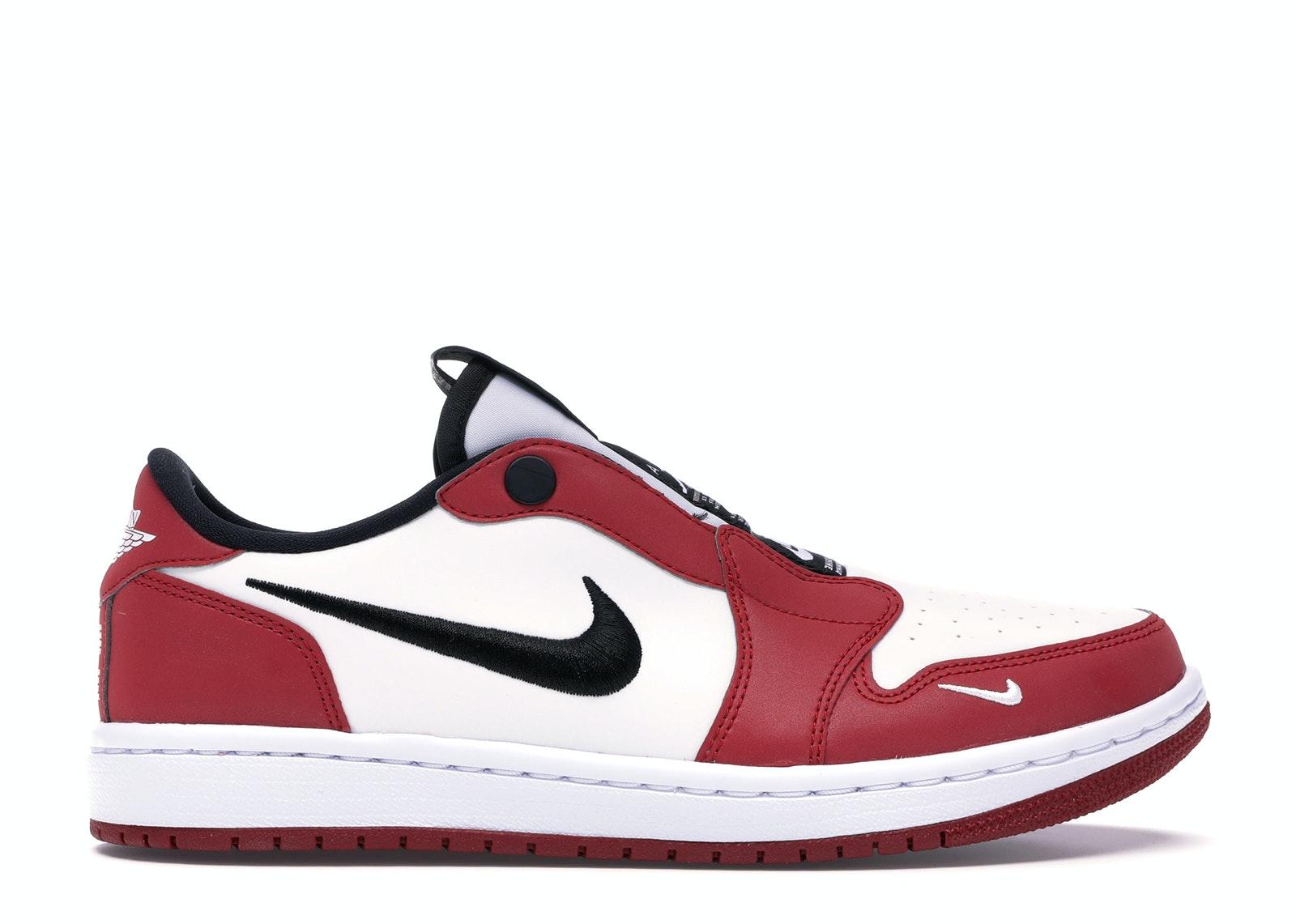 Jordan 1 Retro Low Slip Chicago (W)
