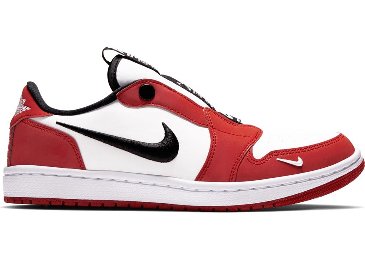 Jordan 1 Retro Low Slip Chicago (W) - BQ8462-601 208eddb03d03
