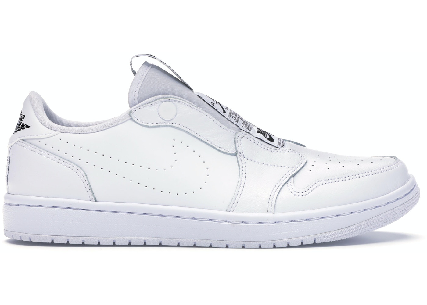 ab3f8a56308 Sell. or Ask. Size: 8W. View All Bids. Jordan 1 Retro Low Slip White ...