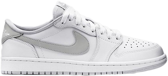 air jordan 1 low grigie