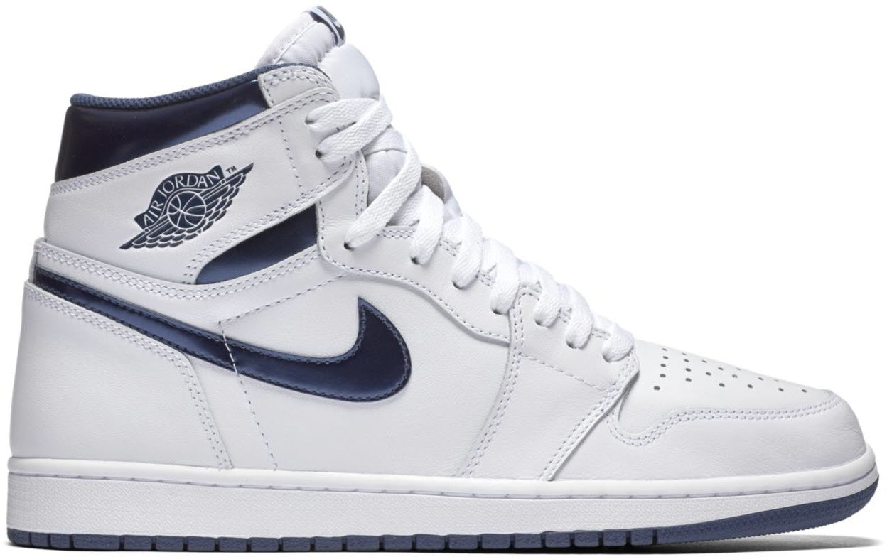 Jordan 1 Retro Metallic Navy (2016)