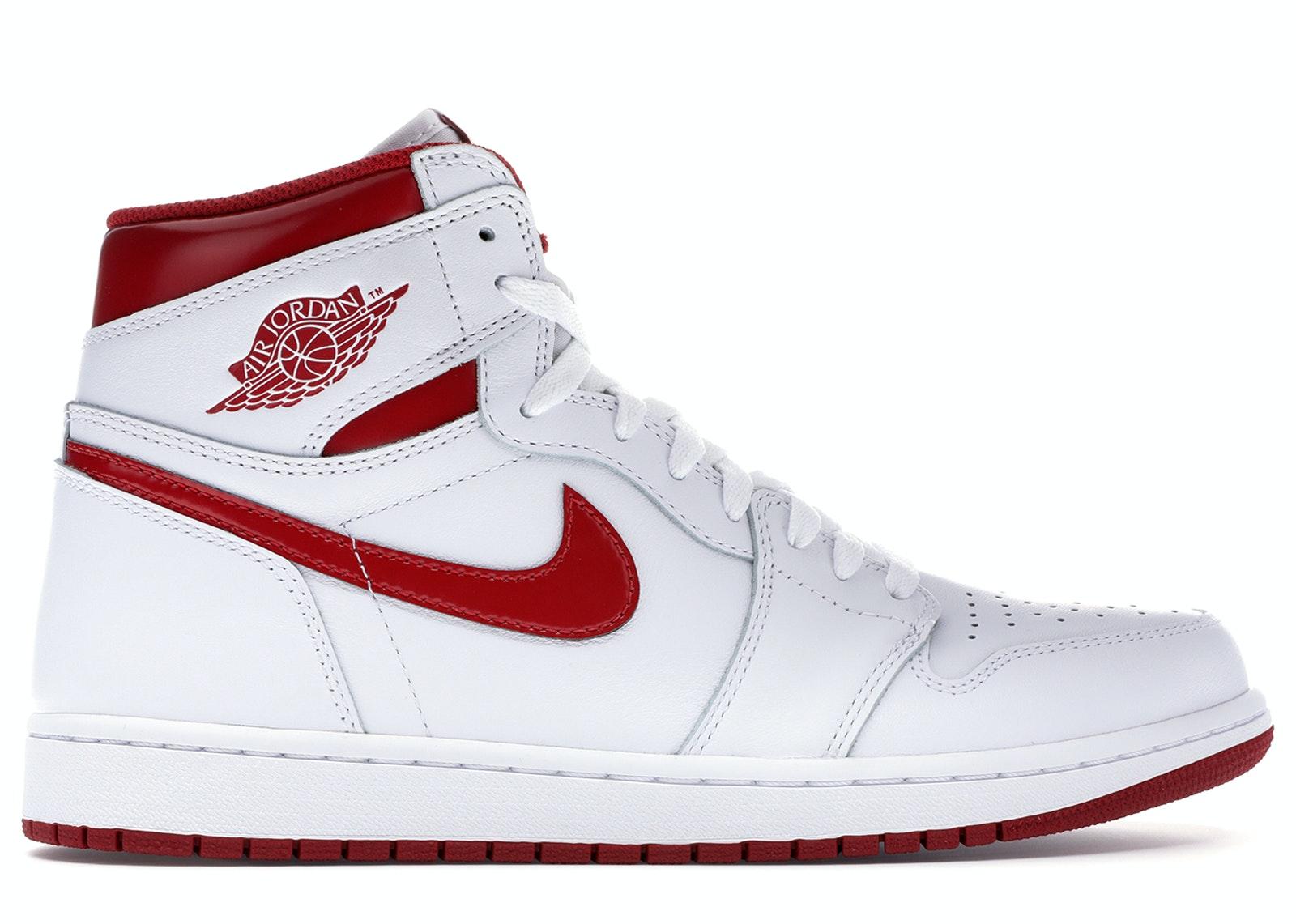 Jordan 1 Retro Metallic Red (2017)