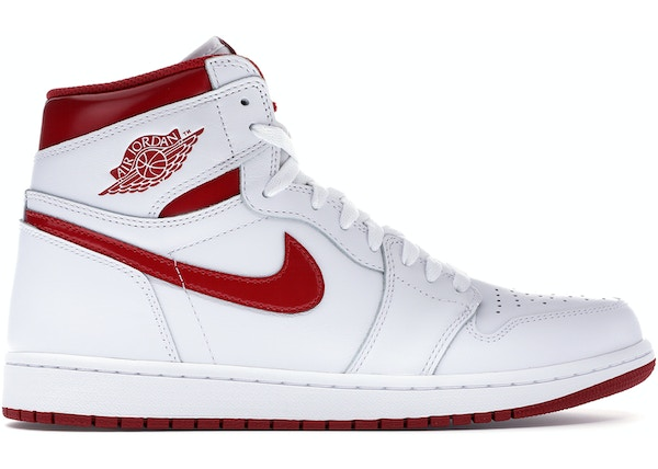 Jordan 1 Retro Metallic Red (2017) - 555088-103 53d7eea093