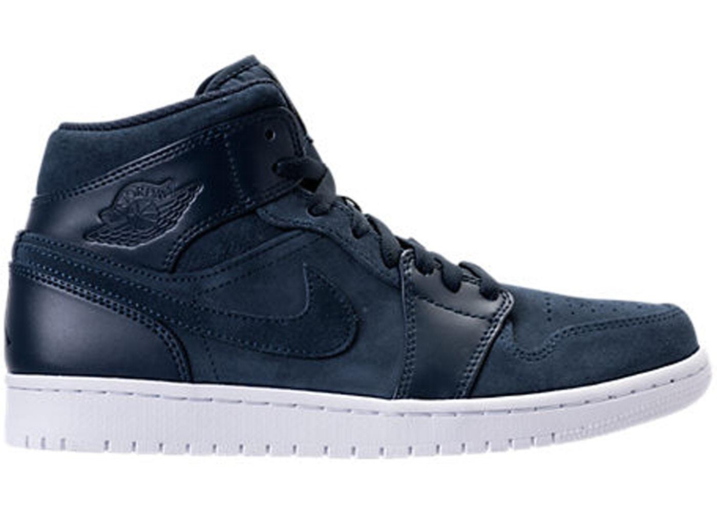 Nike JORDAN 1 MID 554724-421 Size 8 ~ 10 ? 100% Authentic