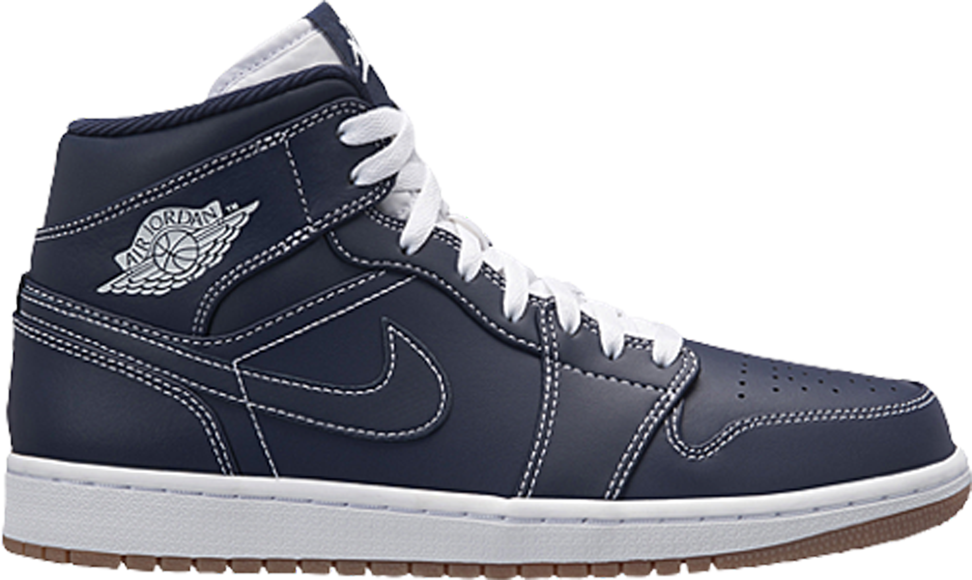 0549a57b46d uk nike air jordan 1 retro mid derek jeter re2pect yankees ah6342 ...
