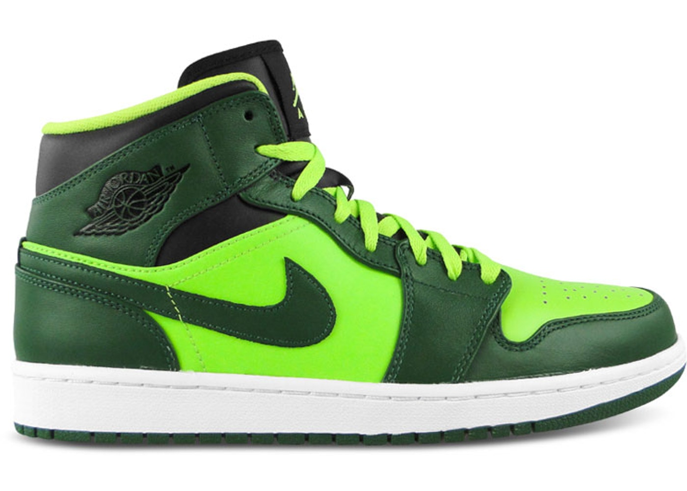 deab31e3388 Sell. or Ask. Size: 11.5. View All Bids. Jordan 1 Retro Mid Gorge Green