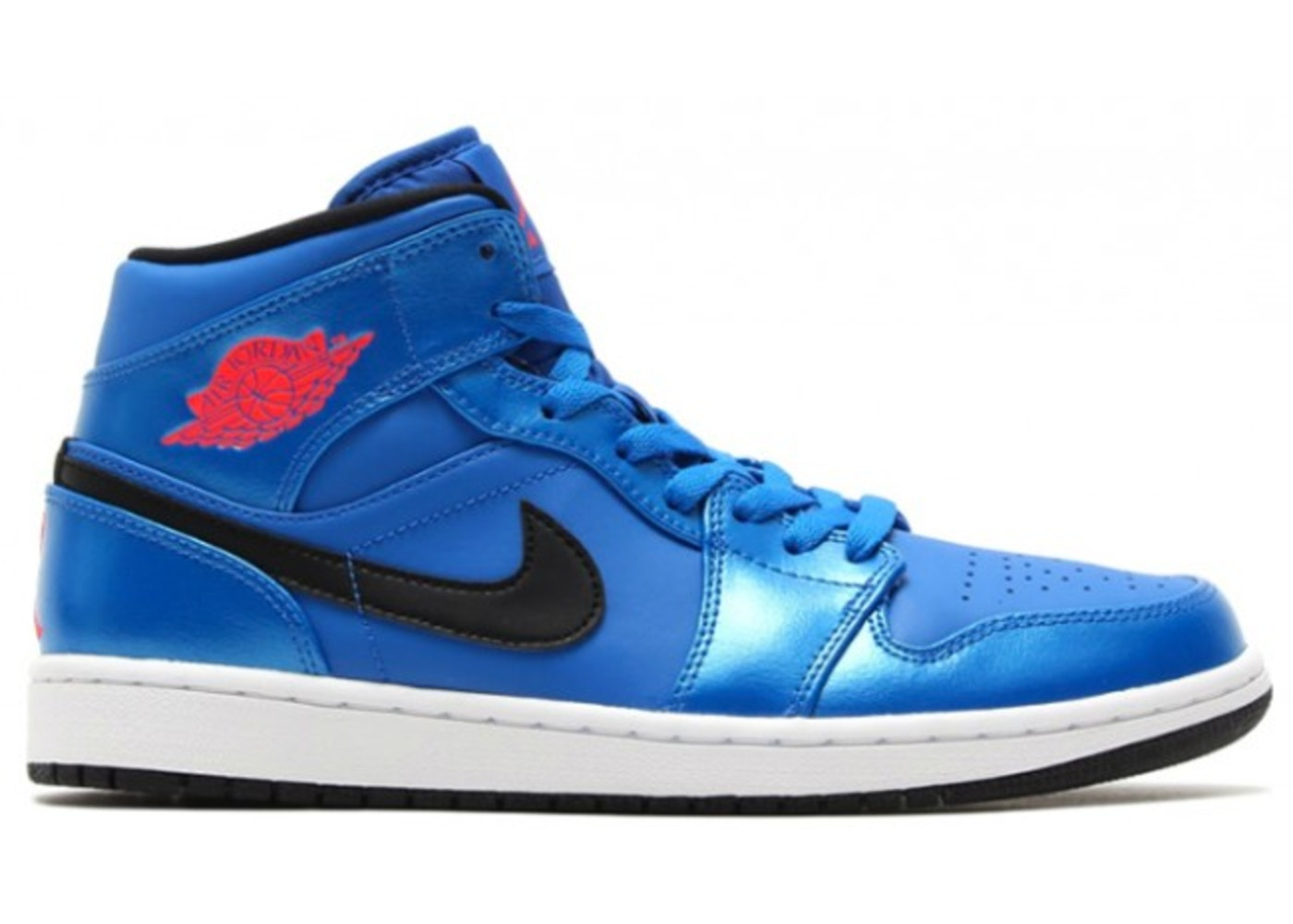 new product 4b826 7cd5d Sell. or Ask. Size  10.5. View All Bids. Jordan 1 Retro Mid Sport Blue