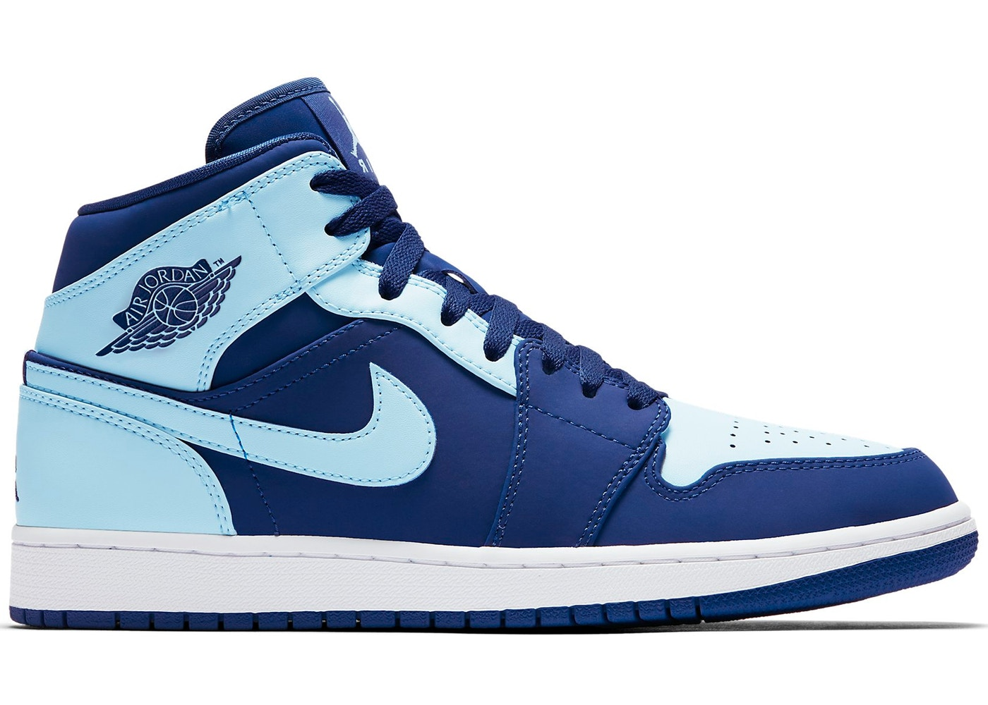 Sell. or Ask. Size 9. View All Bids. Jordan 1 Retro Mid Team Royal Ice Blue 29a91c43a