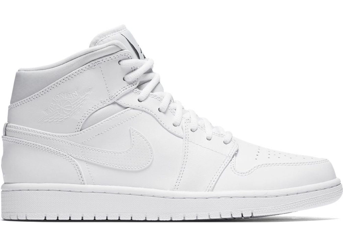 Sell. or Ask. Size  9.5. View All Bids. Jordan 1 Retro Mid White ... 0cfba1478263