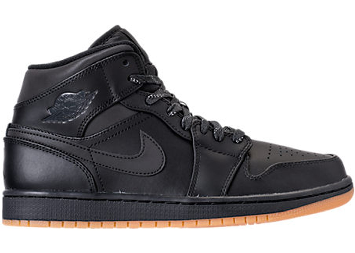 Jordan 1 Retro Mid Winterized Black Anthracite - AA3992-002 8fd9f72ee
