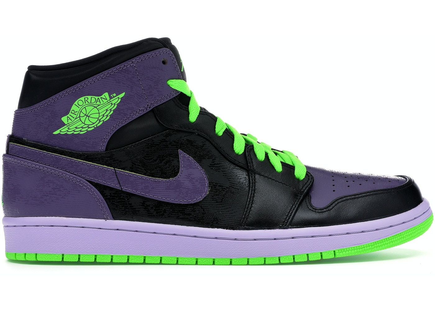 09d1237d68b6b5 Jordan 1 Retro Night Vision Joker - 136065-021