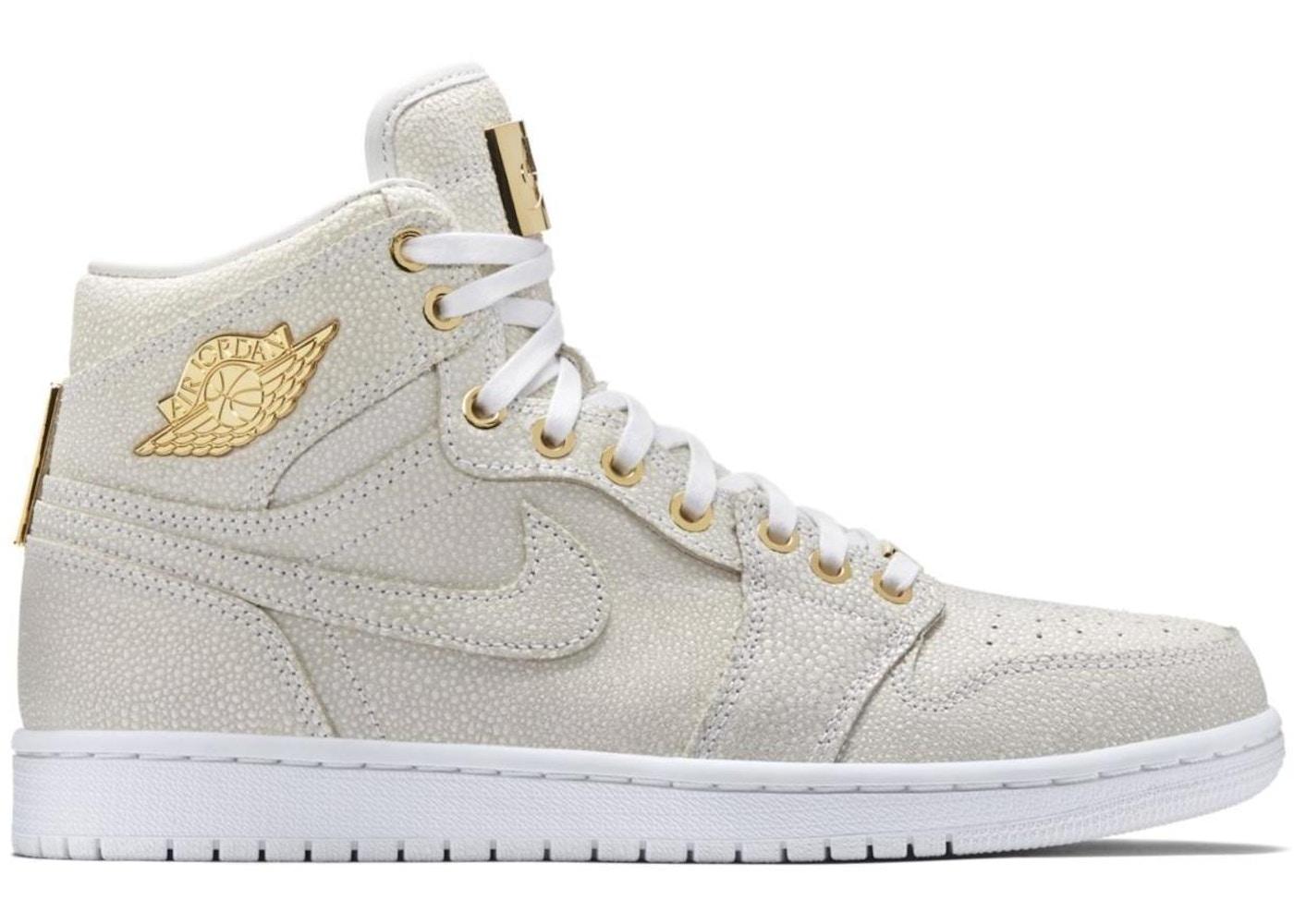 best sneakers 80a45 0b56c Jordan 1 Retro Pinnacle White - 705075-130