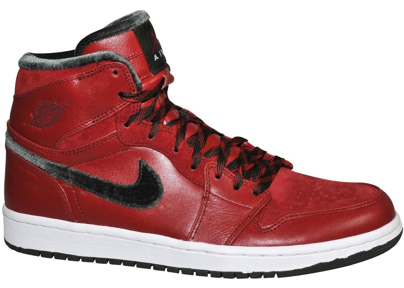 reputable site e76cd 6f770 Jordan 1 Retro Premier Red Gucci (2013)