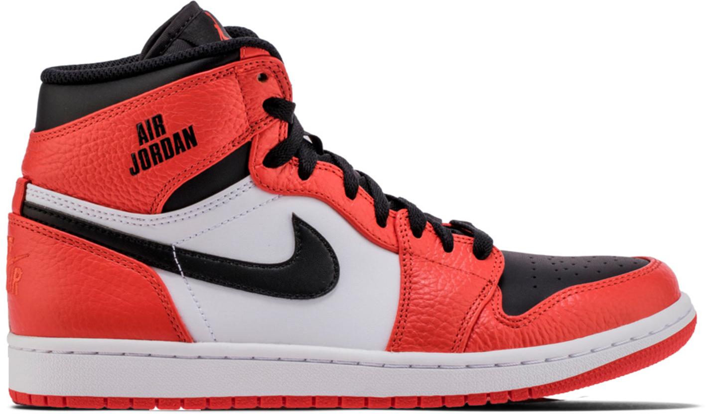 Jordan 1 Retro Rare Air Max Orange