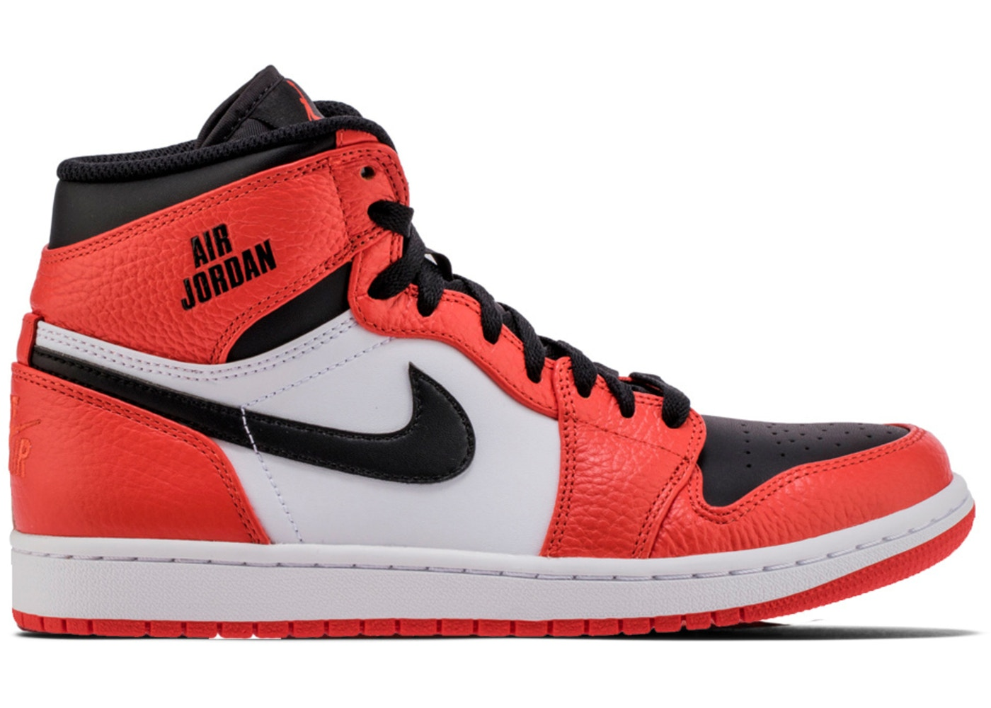 71aaeaa0363 Jordan 1 Retro Rare Air Max Orange - 332550-800