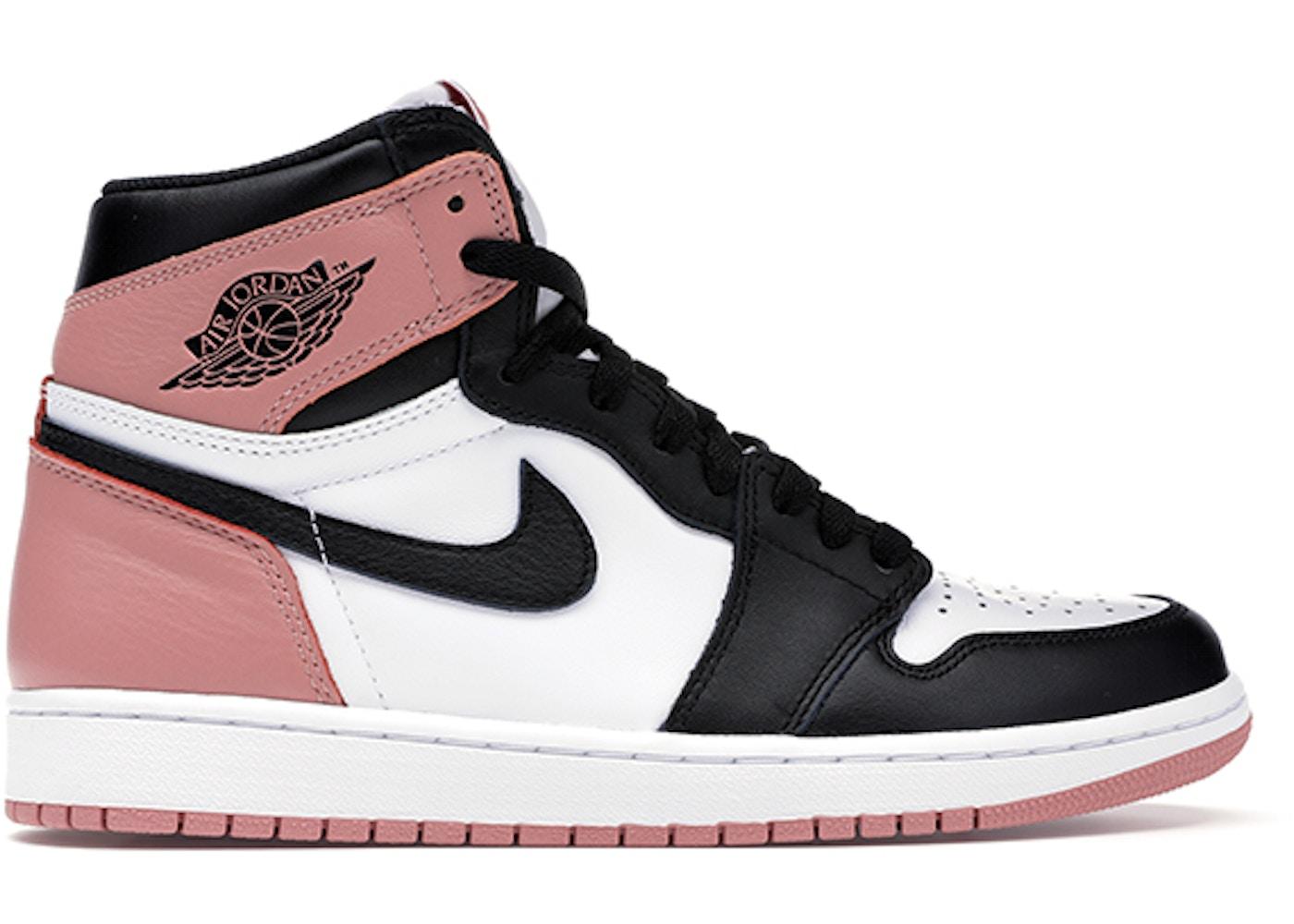 size 40 a7932 290fa Jordan 1 Retro High Rust Pink