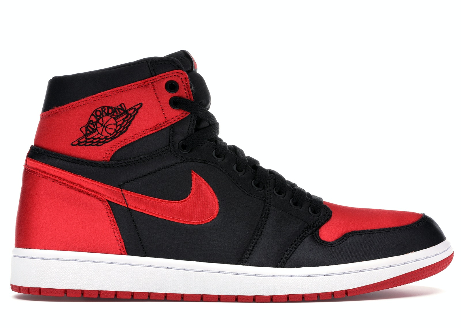 "Jordan 1 Retro Satin ""Banned"""