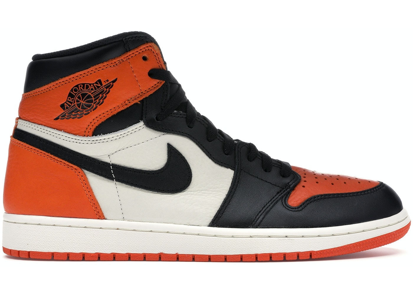 designer fashion 46e5a eb3ae Jordan 1 Retro Shattered Backboard