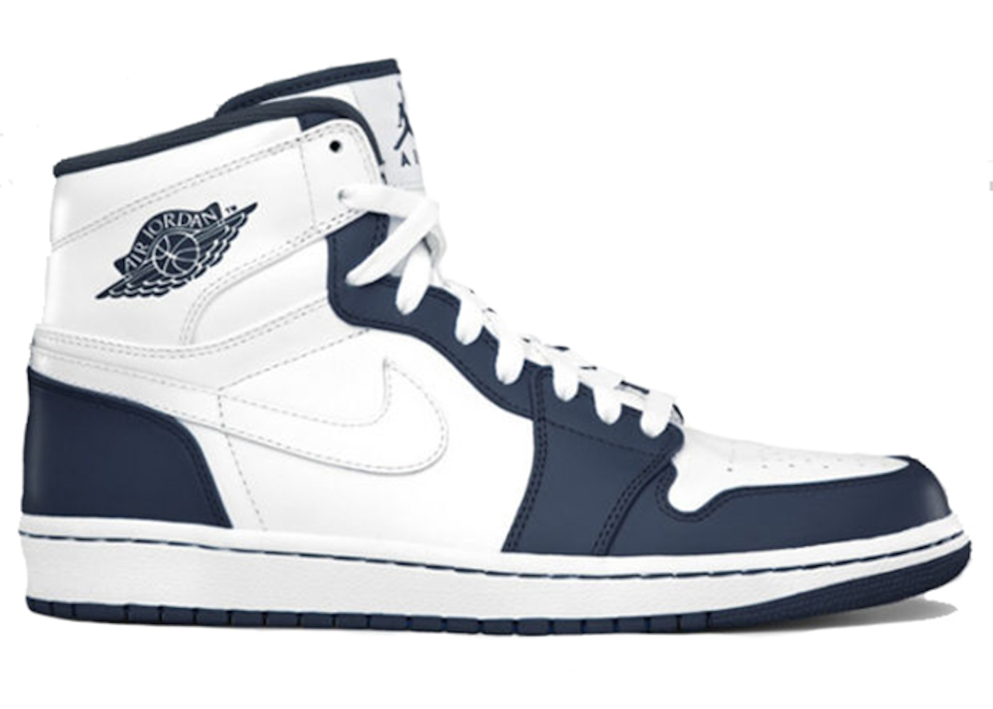 Sell. or Ask. Size  10.5. View All Bids. Jordan 1 Retro White Midnight Navy a1030ac96453