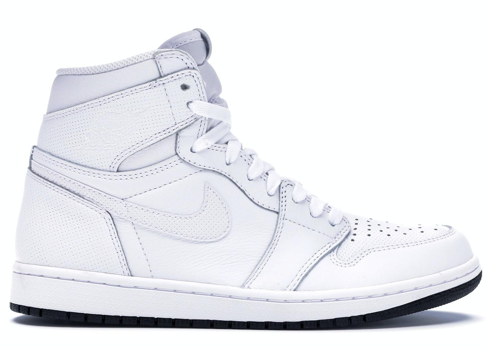 jordan 1s all white