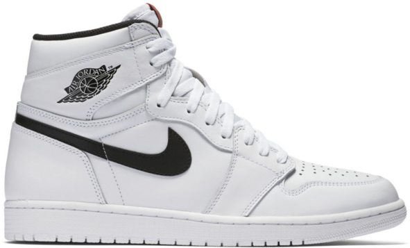 air jordan one retro white