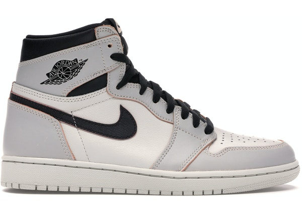 6e38588c73c6c5 Jordan 1 Retro High OG Defiant SB Light Bone