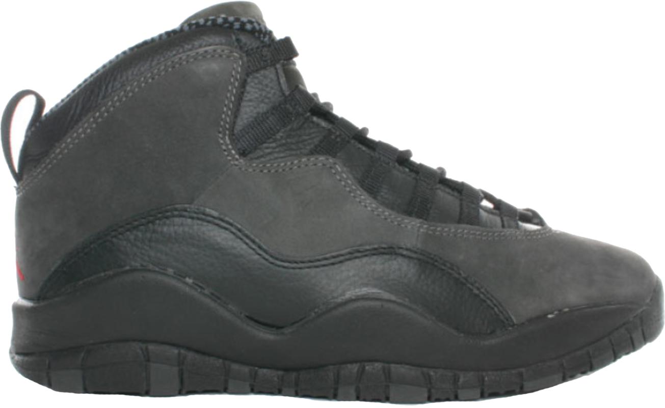 Jordan 10 OG Shadow Grey - 130209-001