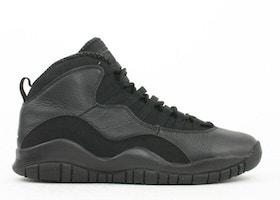 Jordan 10 Retro Blackout - 310805-010 4d9134e0e