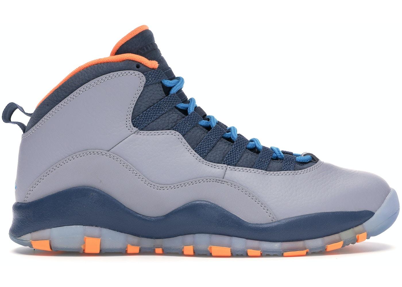 sports shoes bd7d5 3cbd2 Jordan 10 Retro Bobcats
