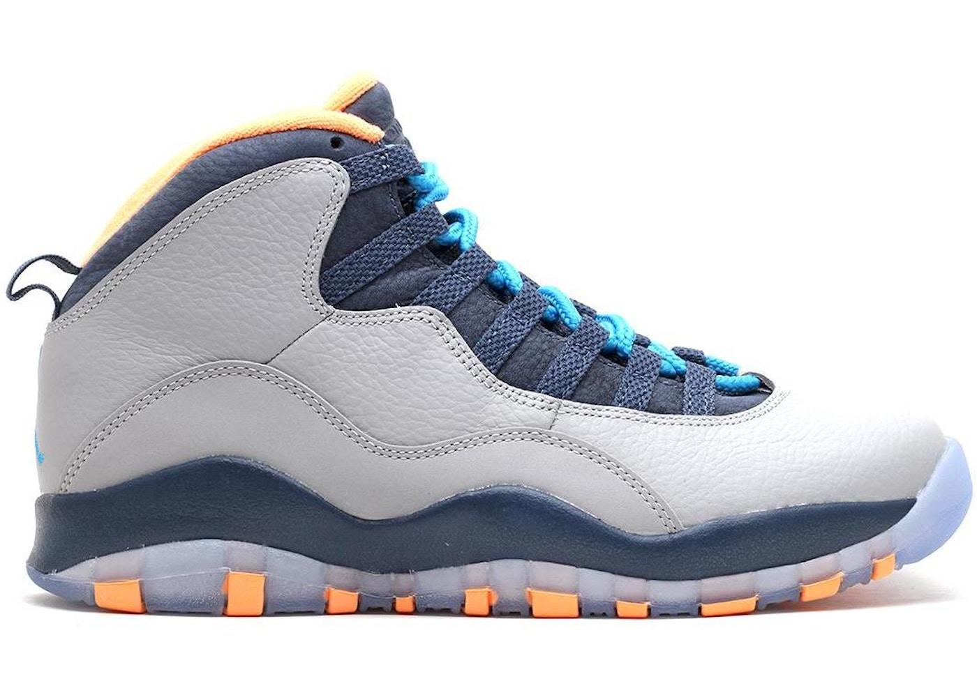 Jordan 10 Retro Bobcats - 310805-026 132ec668a