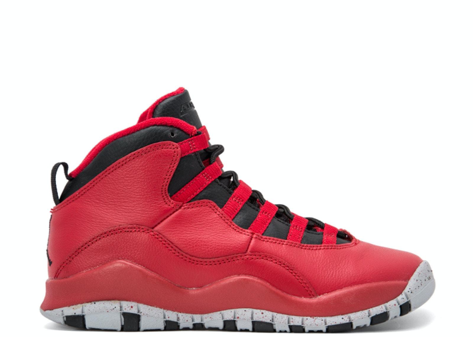 Jordan 10 Retro Bulls Over Broadway (GS)