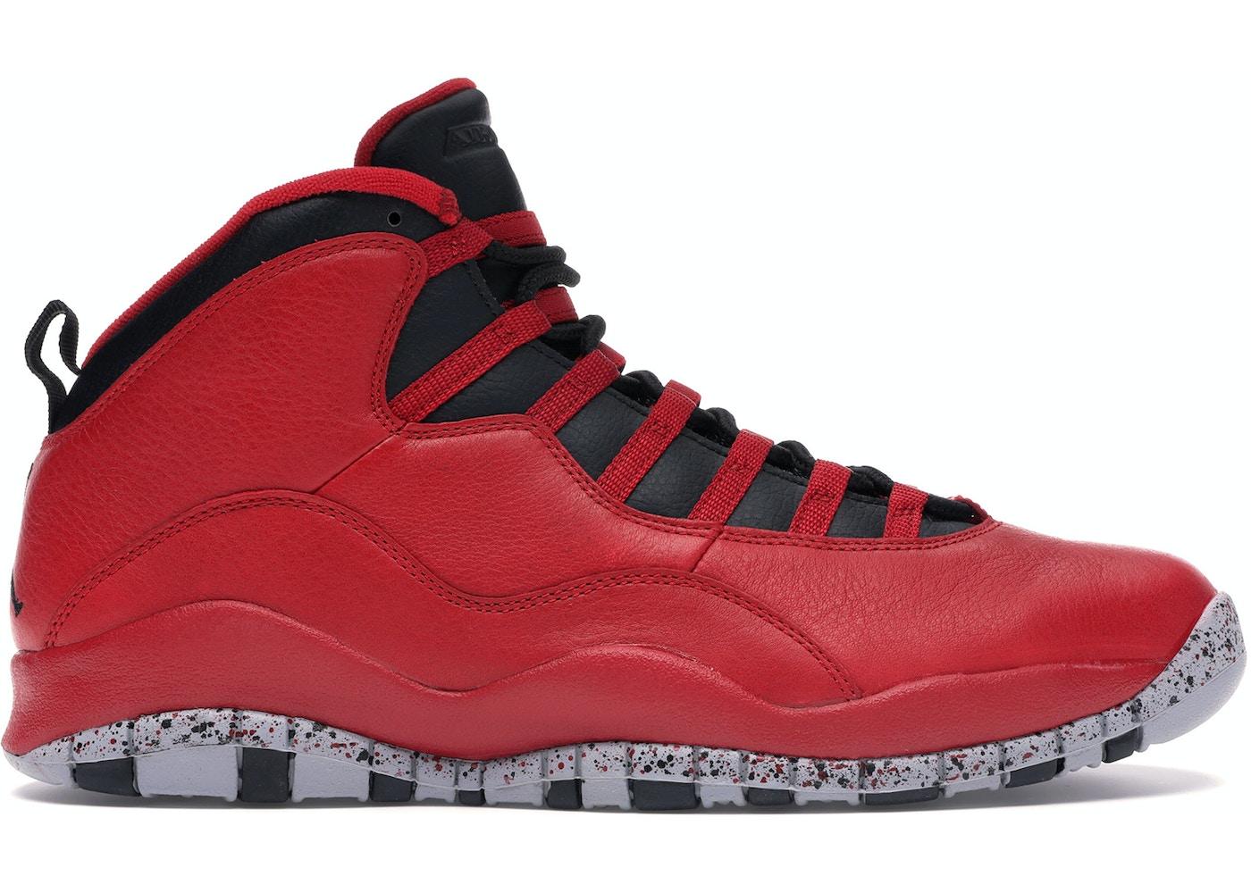 new styles c52c8 9eb8f Jordan 10 Retro Bulls Over Broadway