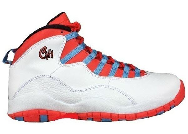differently 6c6de 0dd06 Jordan 10 Retro Chicago Flag