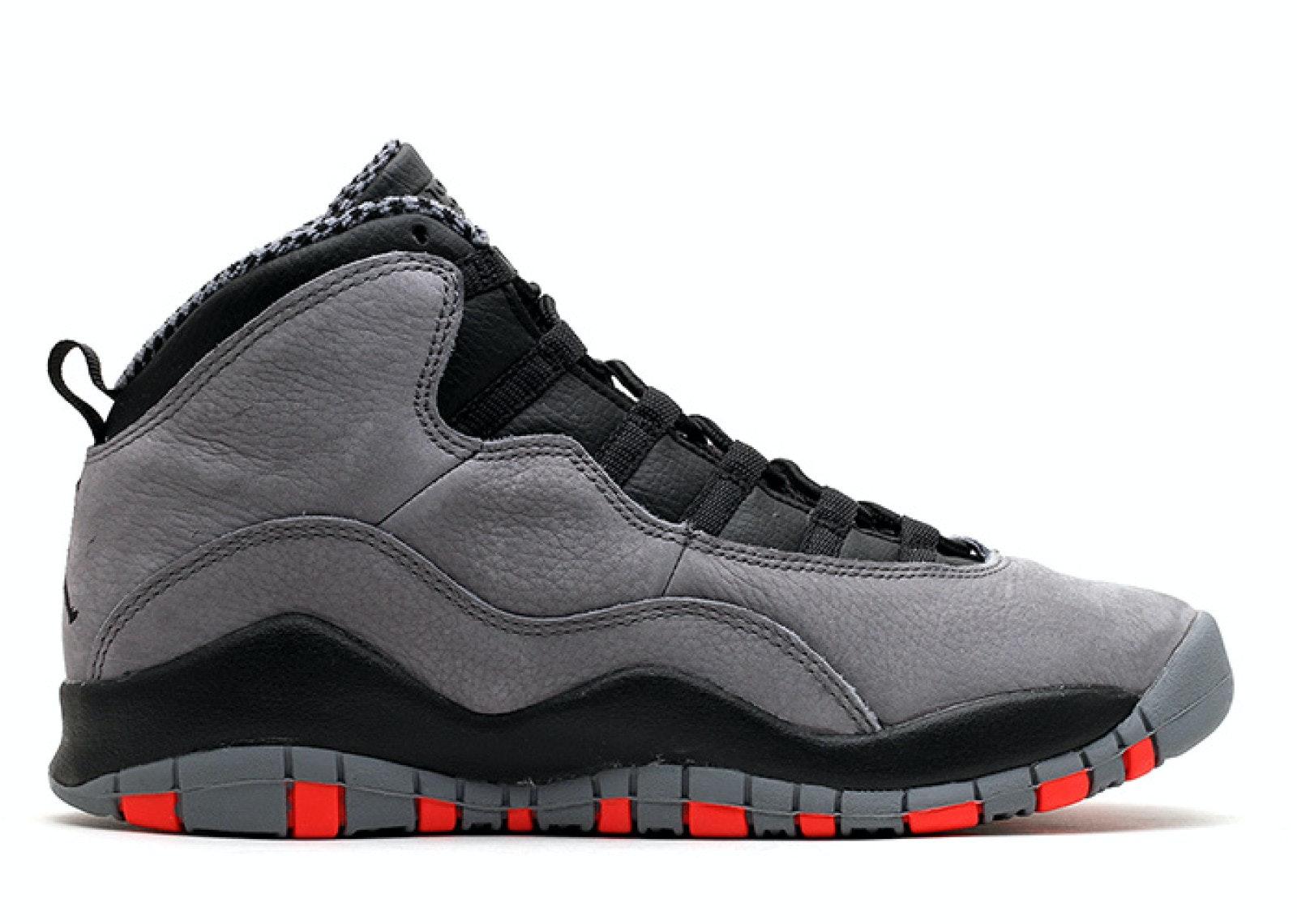 Jordan 10 Retro Cool Grey (GS)