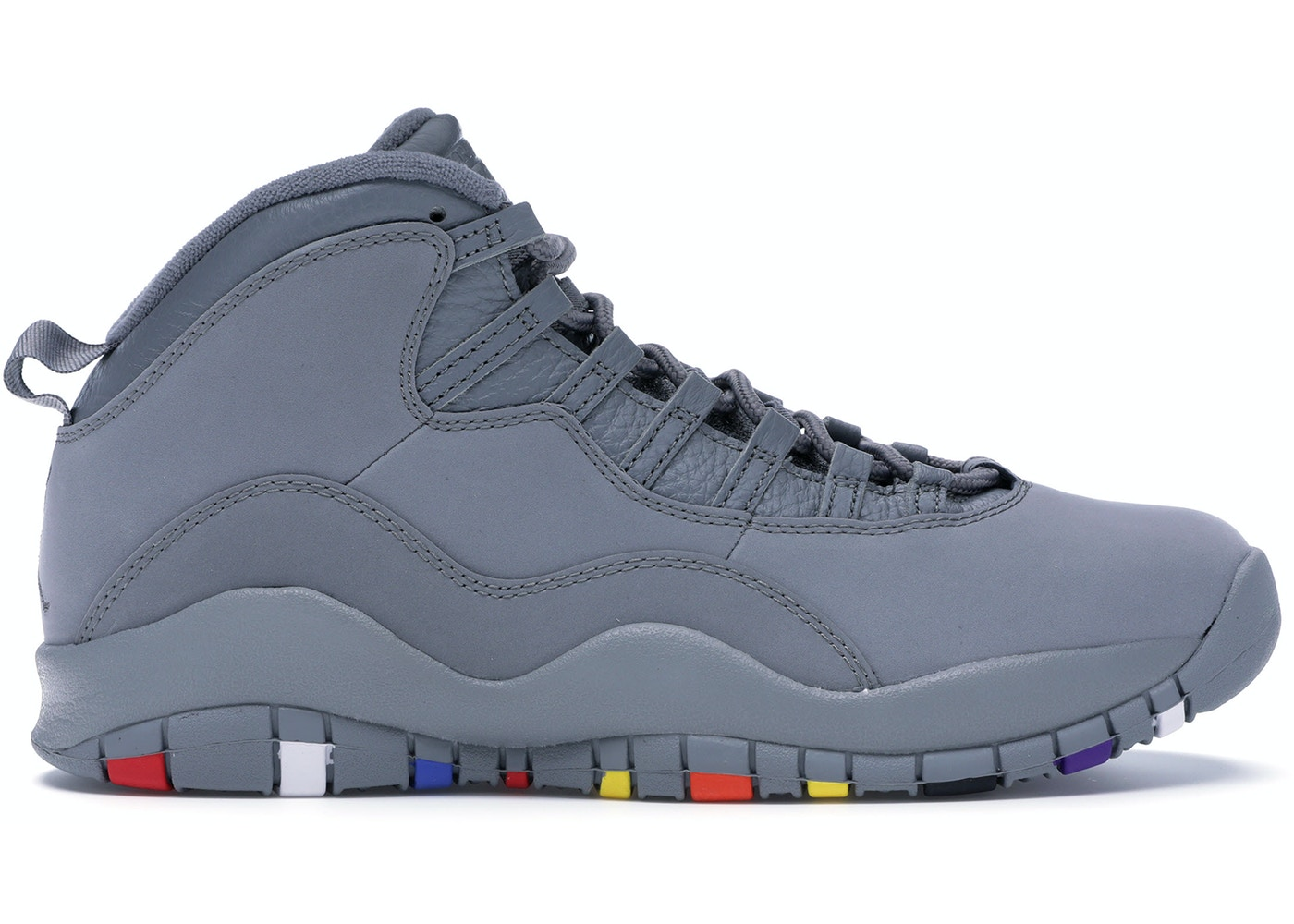the latest b826f d0c0e Jordan 10 Retro Cool Grey