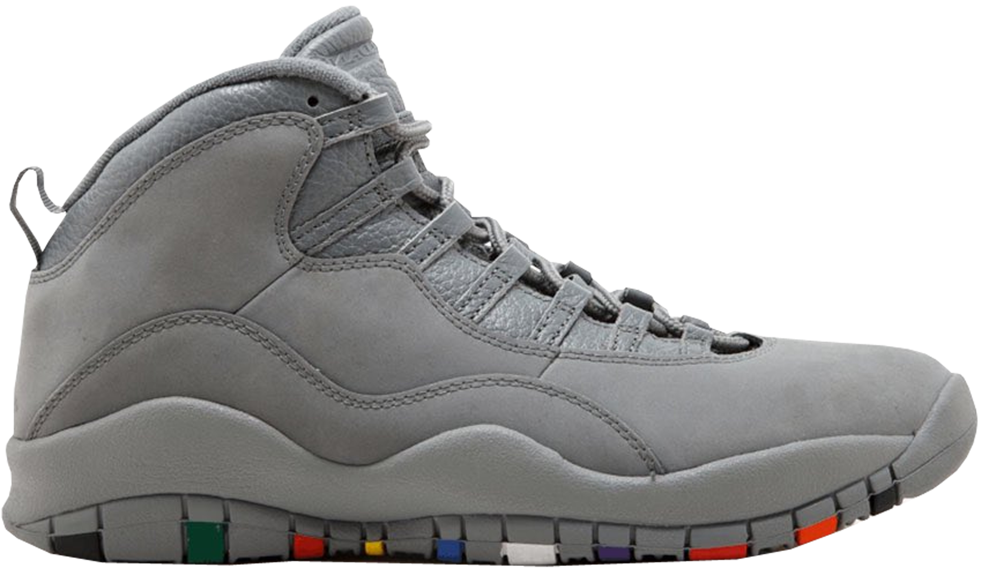 Jordan 10 Retro Cool Grey