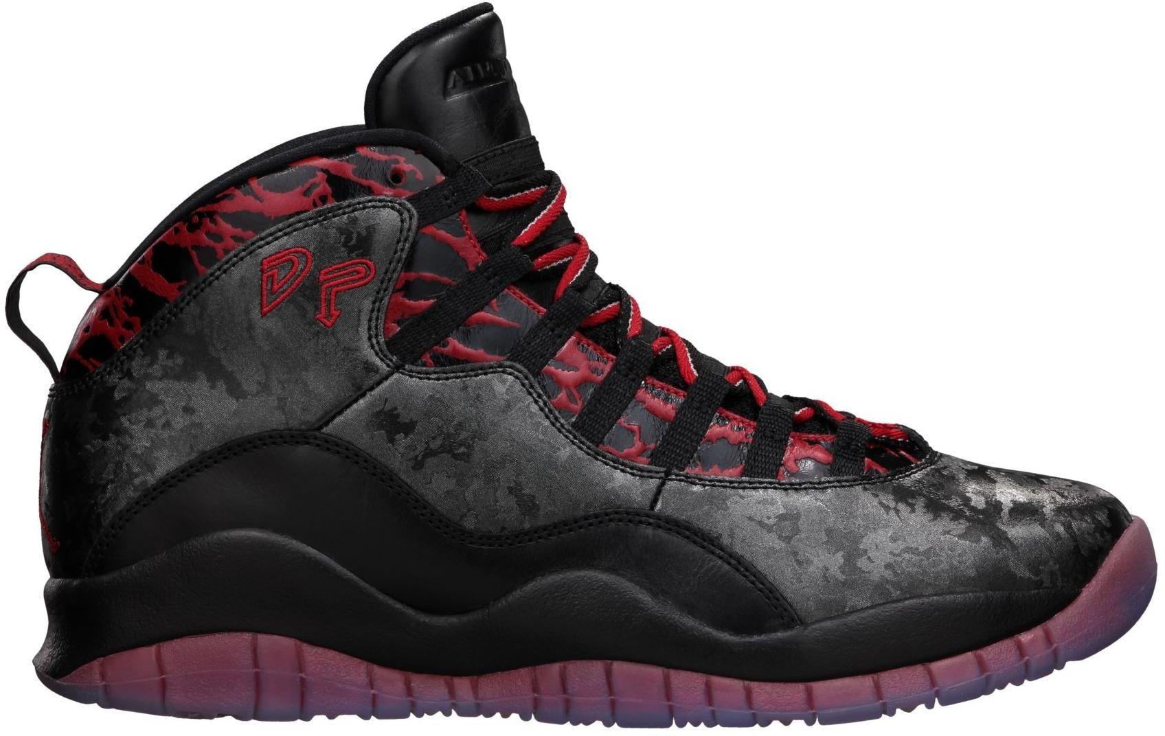 9de087abdf3a 2015 Online Nike Air Jordan 10 Fusion Red Black Laser Orange ...